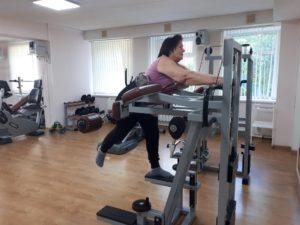 Лечебная физкультура для людей старшей возрастной группы