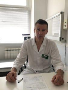 Копьев Олег Иванович — врач — невролог