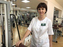 Кулида Наталья — Реабилитационный зал