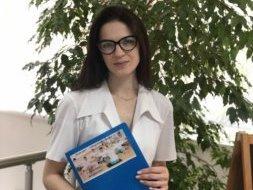 Сапронова Кристина — администратор — консультант