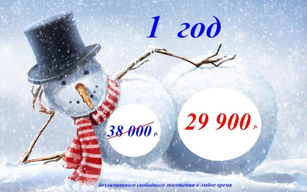 C 11 декабря 2017 года стартует ежегодная продажа 12-месячных карт по специальной Цене! - Центр КИР